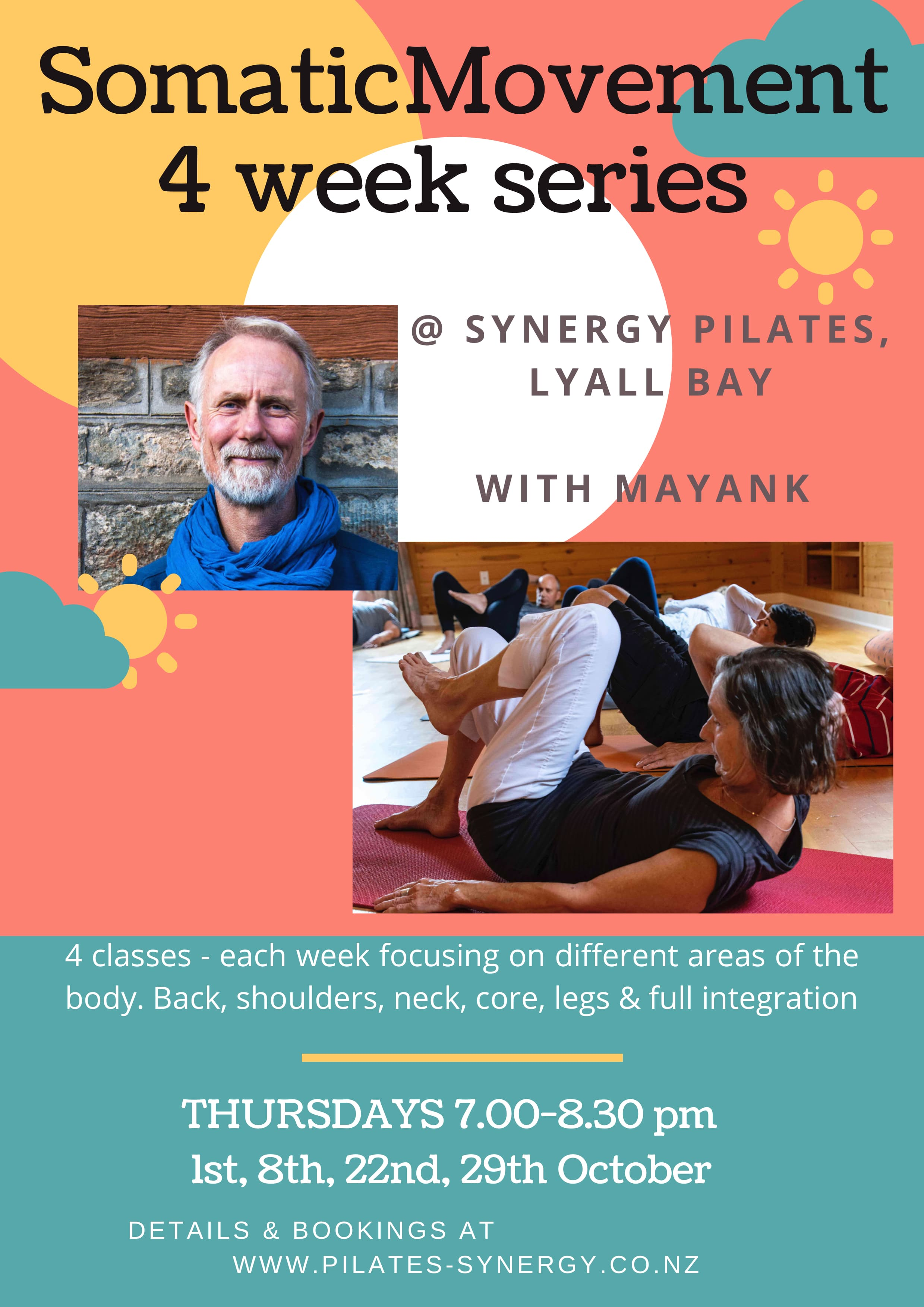 Somatic Movement - a 4week@Synergy copy